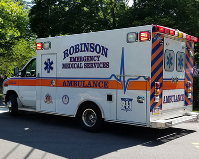 Rosslyn Farms EMS Services