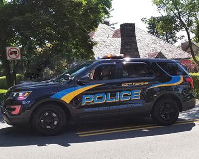 Scott Township Police Serving Rosslyn Farms Borough